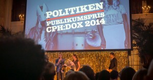 Winner audience award CPH DOX-245