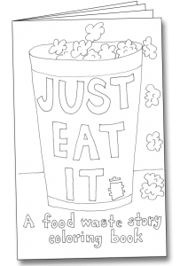 Just Eat It_coloring book