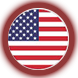 USA flag_glow